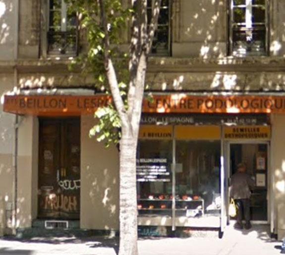 chaussures orthopédiques à Marseille | Établissements Beillon Lespagne