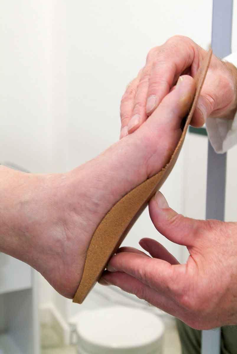 semelles orthopédiques sur mesure à Marseille | Établissements Beillon Lespagne